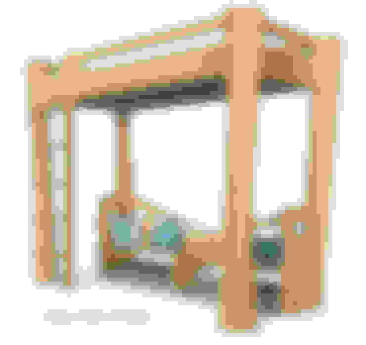 Dormitorios infantiles  de estilo  por ZineZoé