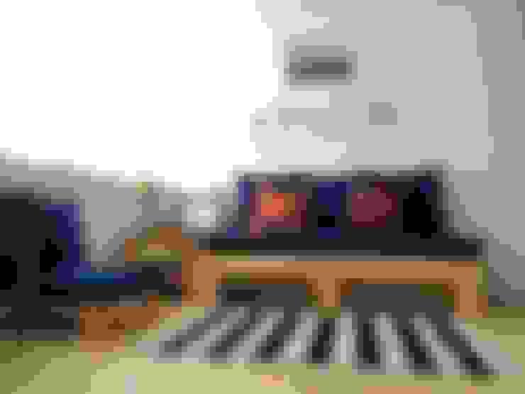 Sala de estar  por amiko espacios