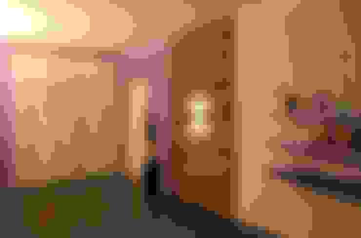 Ruang Keluarga by BS - Holzdesign