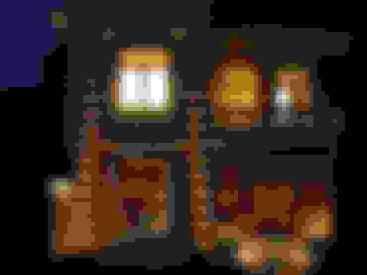 Privatvilla:  Häuser von list lichtdesign - Lichtforum e.V.