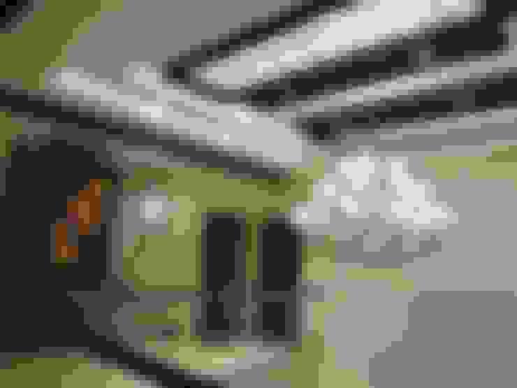 Pasillos y recibidores de estilo  por Hasta architects