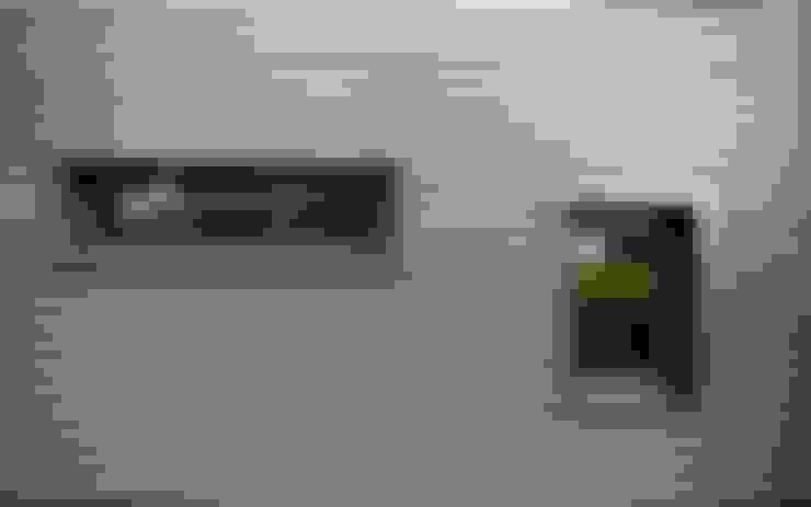 Huizen door Allegre + Bonandrini architectes DPLG