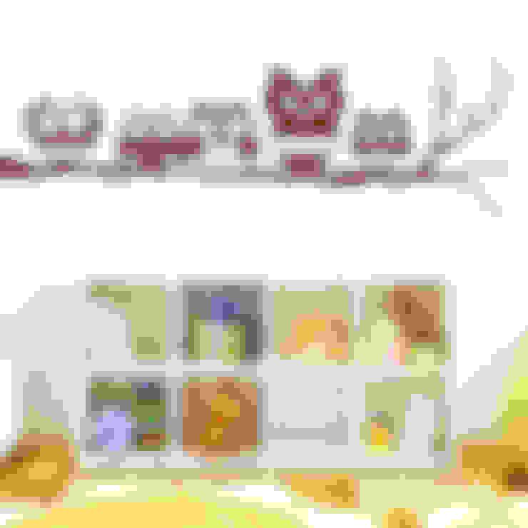 Wandtattoo-Loft:  tarz Çocuk Odası