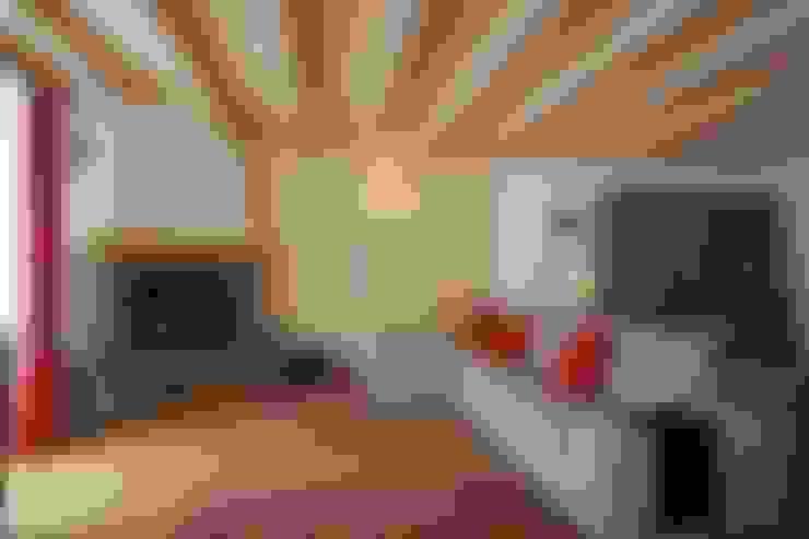 Arredare Uno Chalet Di Montagna : Lo chalet l appartamento e la baita esempi di casa di montagna