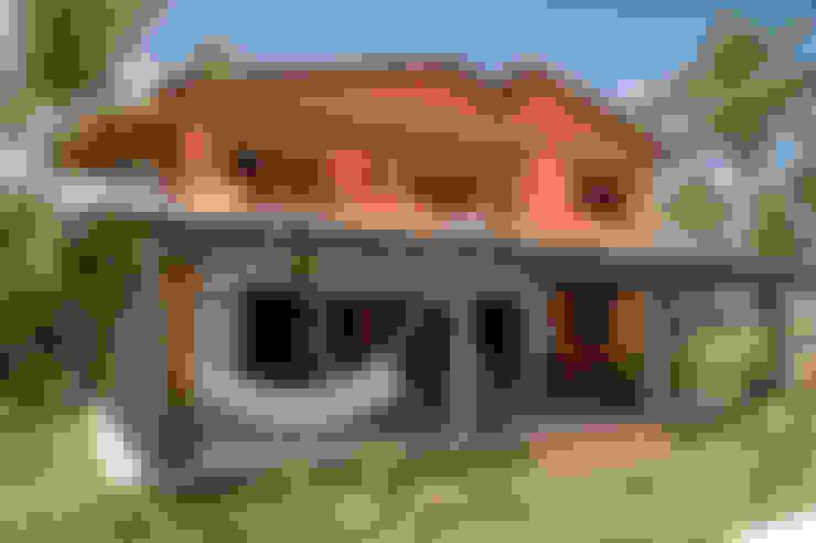 Projeto: Casas  por Isnara Gurgel - Arquitetura + Interiores