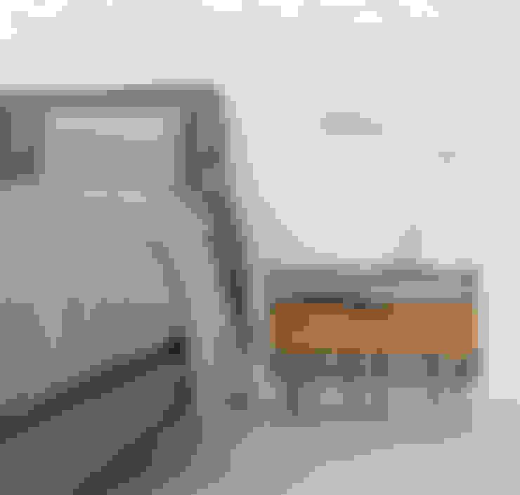 غرفة نوم تنفيذ Officina41 Design Group