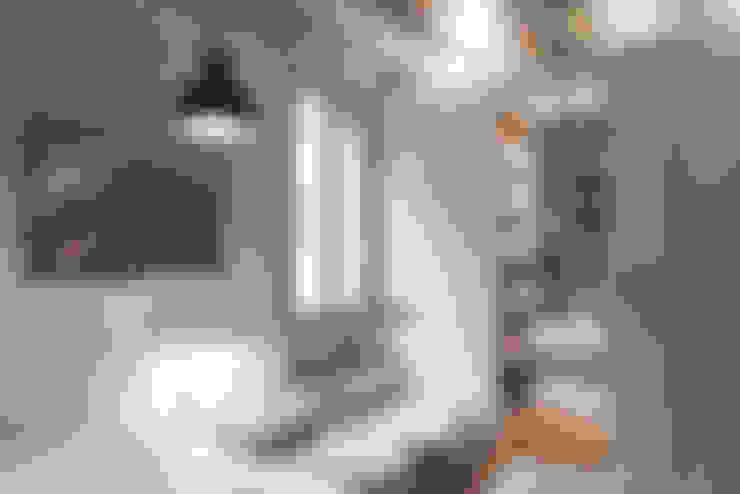 غرفة المعيشة تنفيذ MIROarchitetti