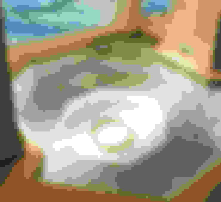 Spa de estilo  por London Swimming Pool Company