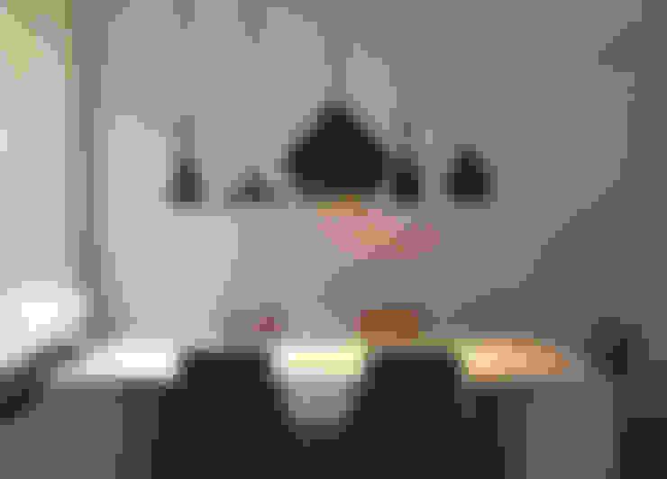Salas de jantar  por 4D Studio Architects and Interior Designers