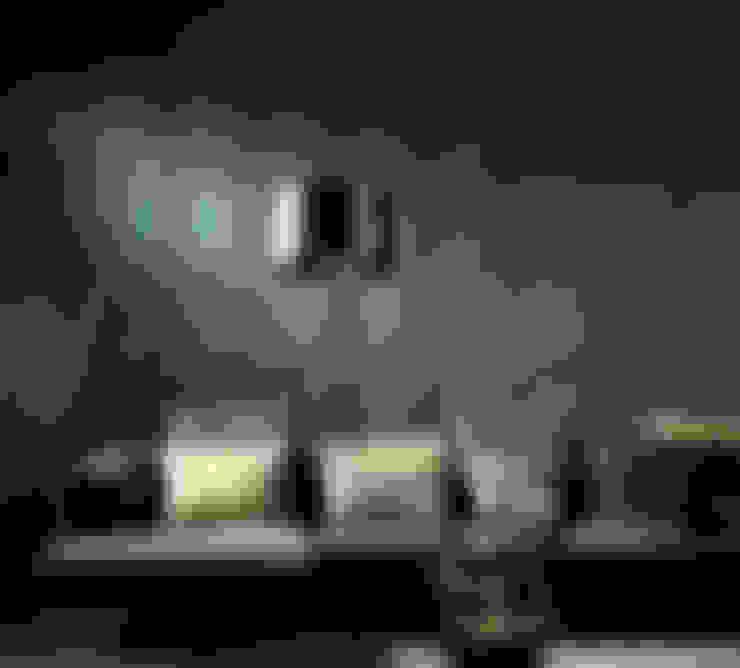 غرفة المعيشة تنفيذ Interior 3
