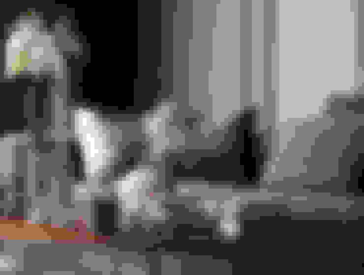 Salon de style  par WHITE ROOM DESIGN