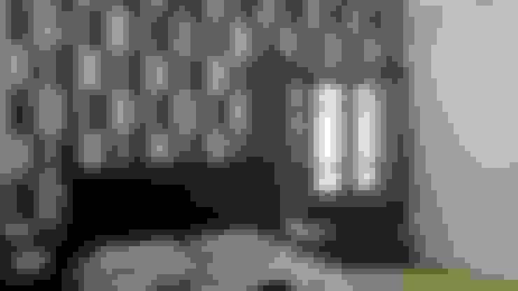 Dormitorios de estilo  de Hasta architects