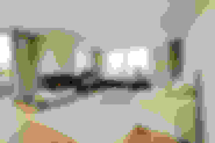 Spaett Architekten GmbH:  tarz Oturma Odası