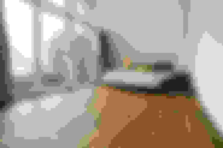 Spaett Architekten GmbH:  tarz Yatak Odası
