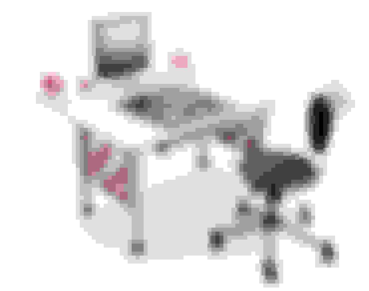 Orgoo, lila:  Kinderzimmer von homify