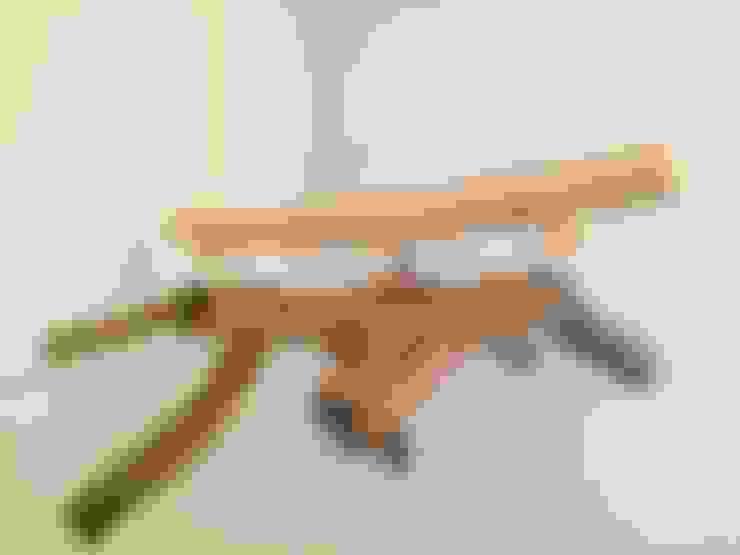 Dressing room by bernd kohl - objekte in holz und stahl