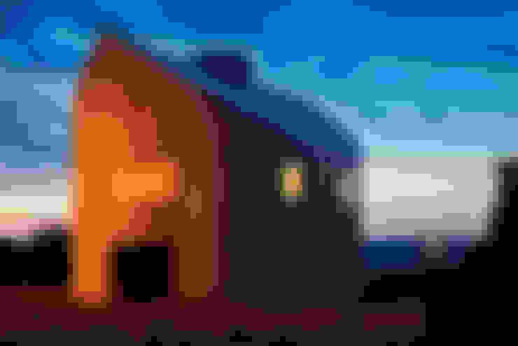Huizen door KWK Promes