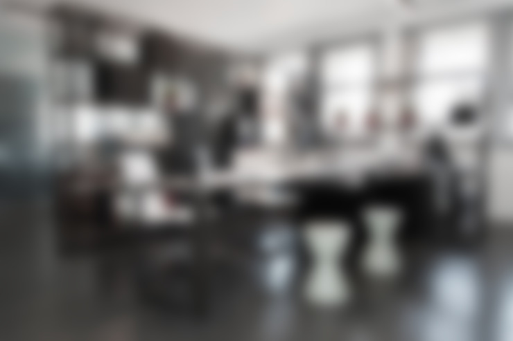 Рабочий кабинет  в . Автор – SOA Spazio Oltre l'Architettura