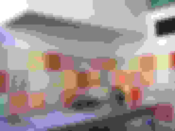 مطبخ تنفيذ Paul D'Amico Remodels