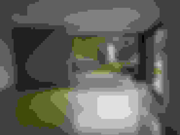 Гостиная в . Автор – Raumpraesenz-Homestaging