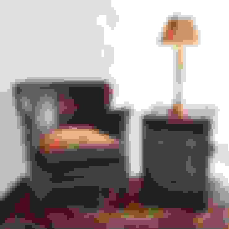 Salas de estilo  por HOME THINGS