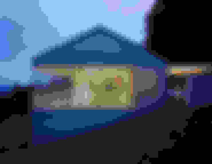 Casas de estilo  por Dietrich | Untertrifaller Architekten ZT GmbH