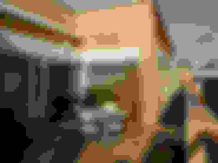 بلكونة أو شرفة تنفيذ Maroto e Ibañez Arquitectos