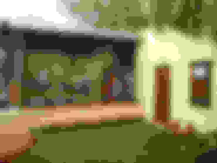 AR-ES MİMARLIK TİCARET LTD STİ – Zafer Kurşun Evi:  tarz Teras