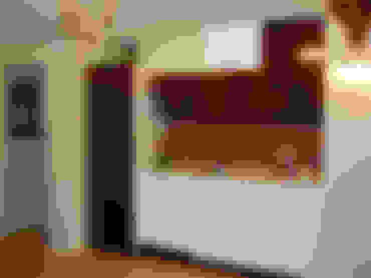 AR-ES MİMARLIK TİCARET LTD STİ – Çekmeköy Evi:  tarz Mutfak