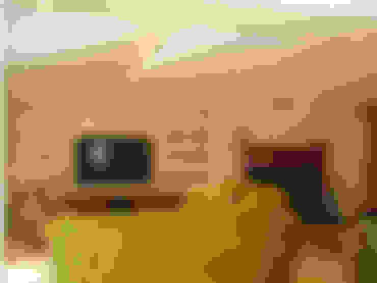 AR-ES MİMARLIK TİCARET LTD STİ – Zafer Kurşun Evi:  tarz Oturma Odası