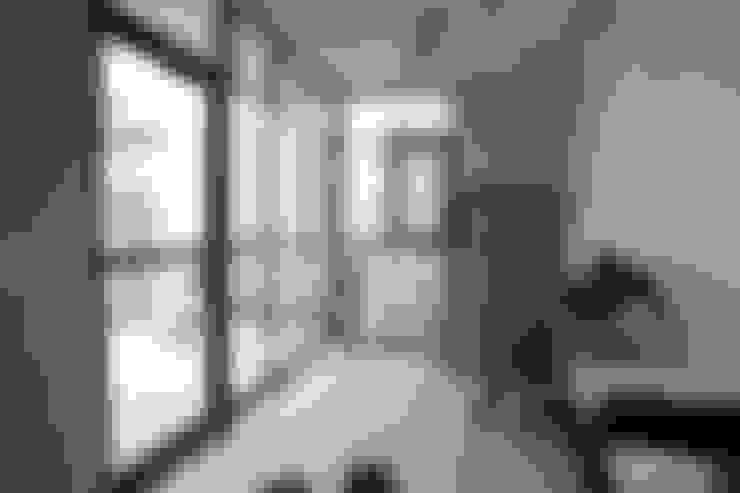 Sakurayama-Architect-Design:  tarz Çalışma Odası