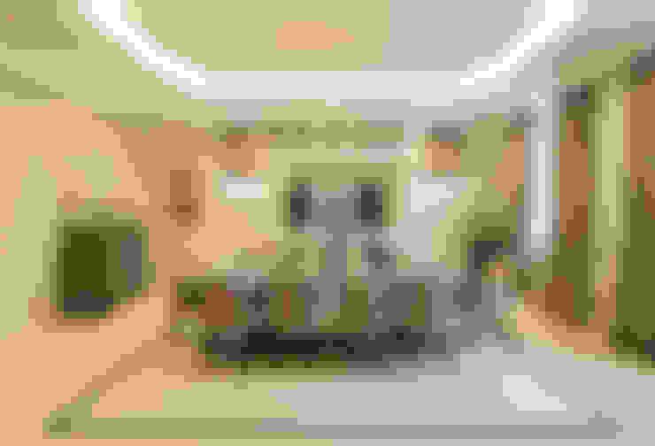 غرفة السفرة تنفيذ Celia Sawyer Luxury Interiors