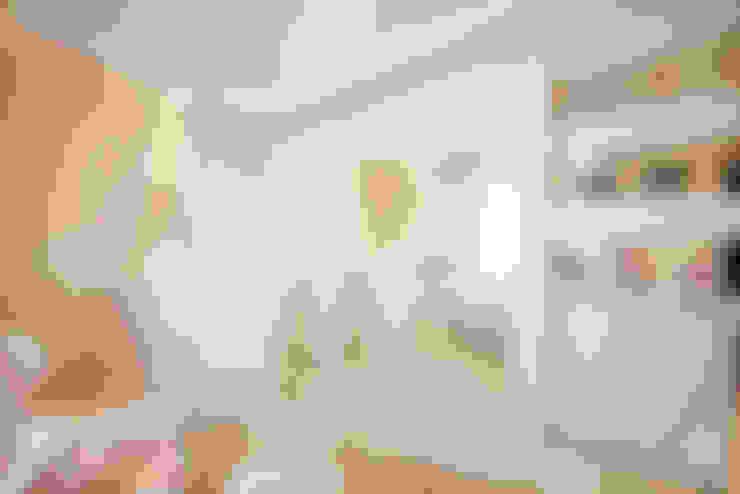 Chambre d'enfant de style  par VITRAL arquitetura . interiores . iluminação