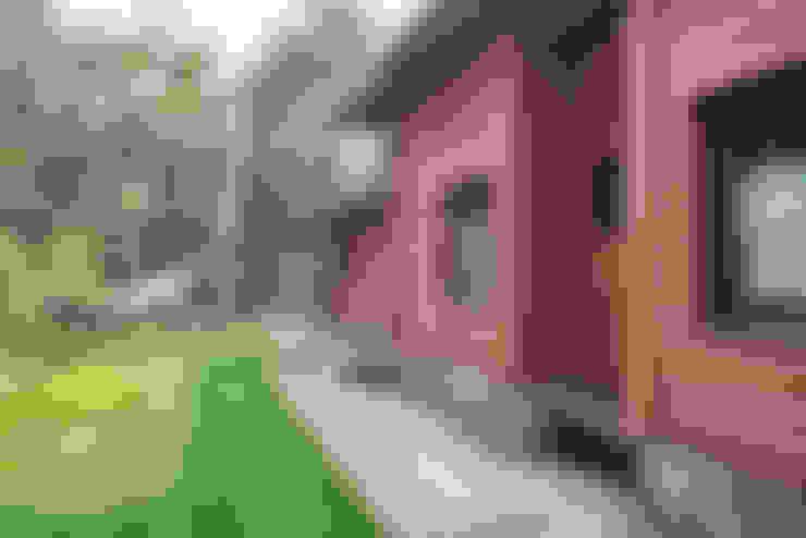 Дома в . Автор – HOUSE HABITAT