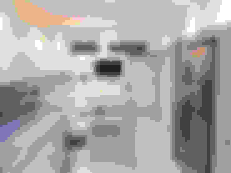 Remodelación Cocina y Comedor de Diario: Cocinas de estilo  por Estudio Nicolas Pierry