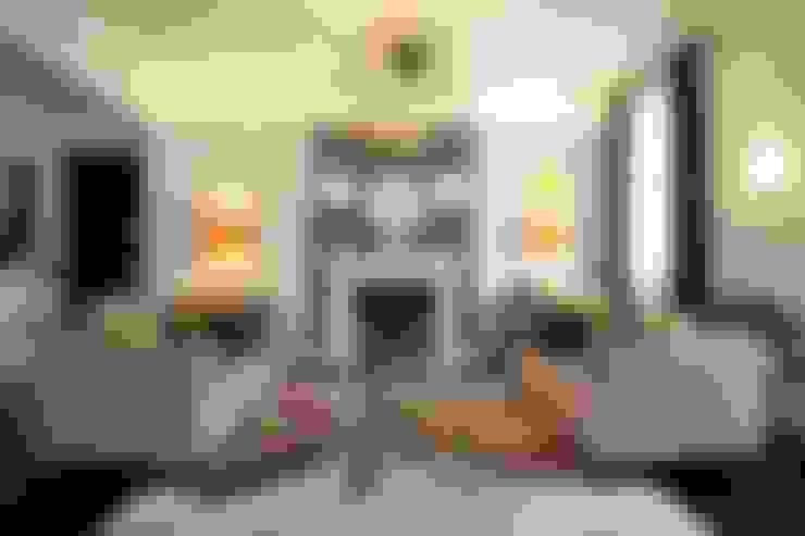 غرفة المعيشة تنفيذ SB design Studio