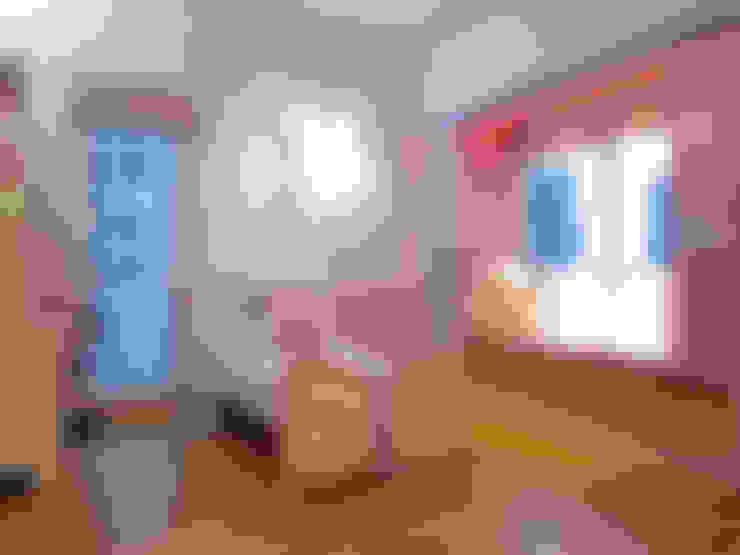 غرفة الاطفال تنفيذ Cozy Nest Interiors