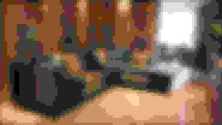White Linen Interiors Ltd:  tarz Oturma Odası