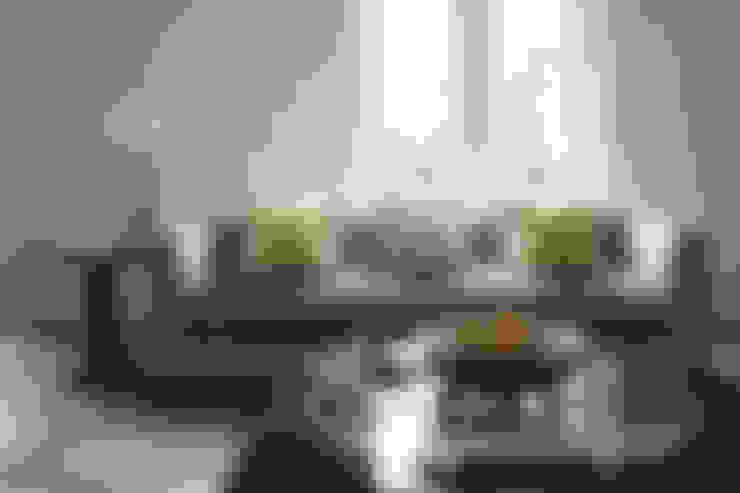 LuxDeco:  tarz Oturma Odası