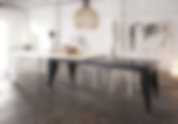Sala de jantar  por Kißkalt Designs
