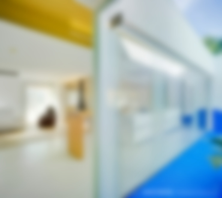 Projekty,  Domy zaprojektowane przez FLAP STUDIO