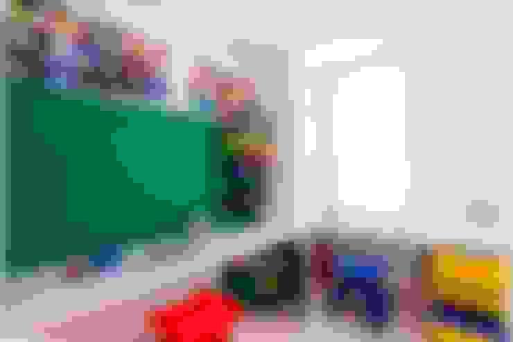 غرفة الاطفال تنفيذ Pebbledesign / Çakıltașları Mimarlık Tasarım