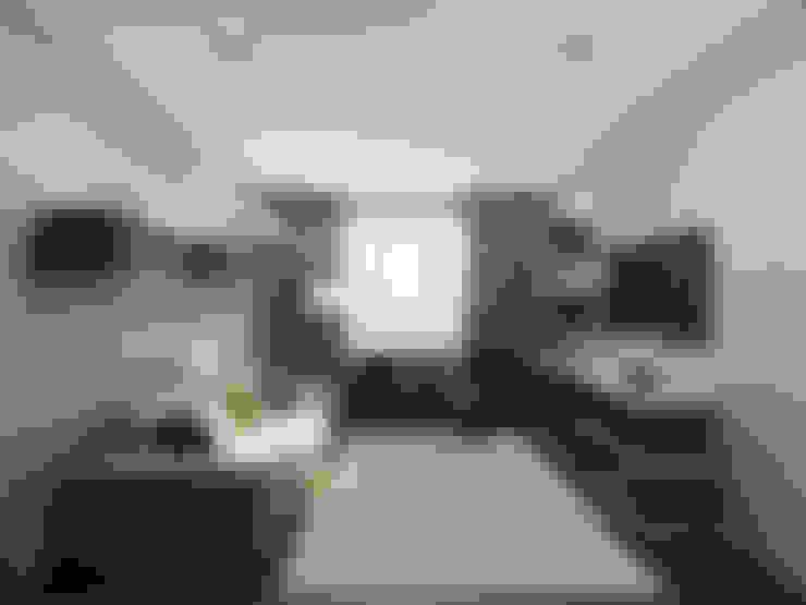 ММ-design의  서재 & 사무실