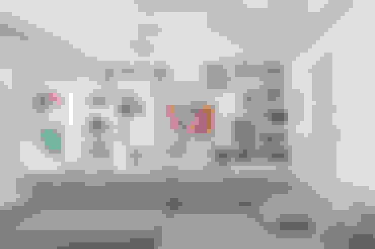 Living room by DEFPOINT STUDIO   architettura  &  interni