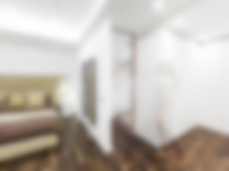 Bedroom by Andrea Stortoni Architetto