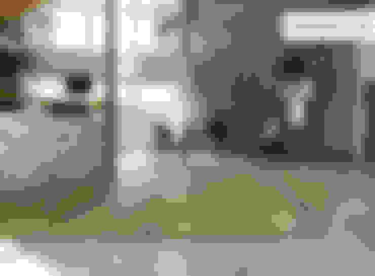 Paredes y pisos de estilo  por Admonter Holzindustrie AG