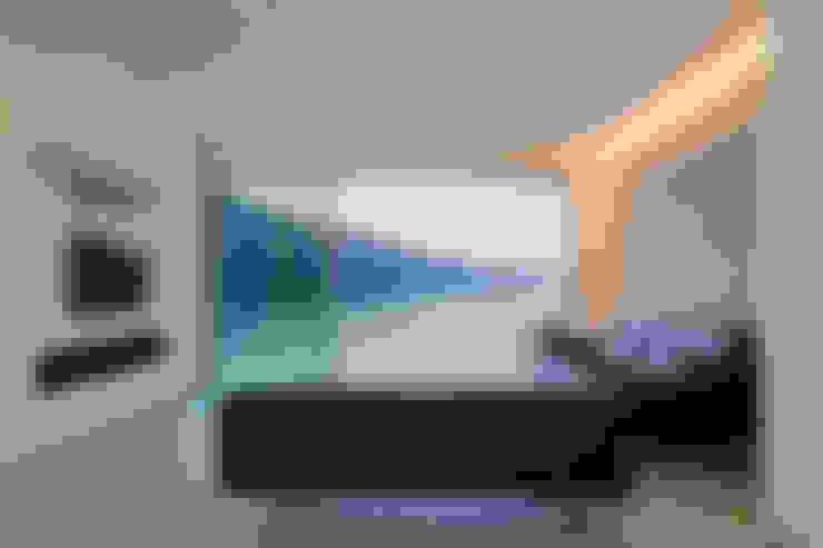 Aldo Rampazzi Studio di Architettura:  tarz Oturma Odası
