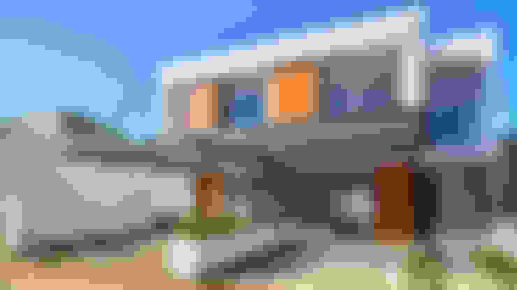 Дома в . Автор – Estudio A+3