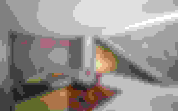 Гостиная в . Автор – Estudio A+3