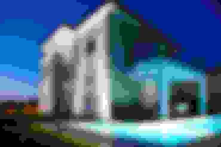 Rumah by studio aica progetti
